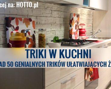 HOTTO.PL-TRIKI-KUCHENNE-GENIALNE